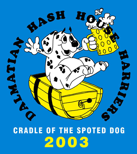 DH3 Logo- Cradle of the Spoted Dog (sic)
